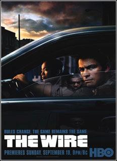 The Wire 3ª Temporada Completa (2004) Torrent WEB-DL 720p Dual Áudio