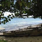 Fisherboat at Mimpi Indah, Bangka Island