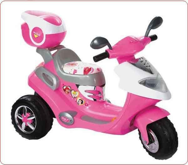 Xe moto điện cho em bé.