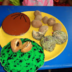 Introduction of Naseberry & Custard Apple (Playgroup) 12.08.2015