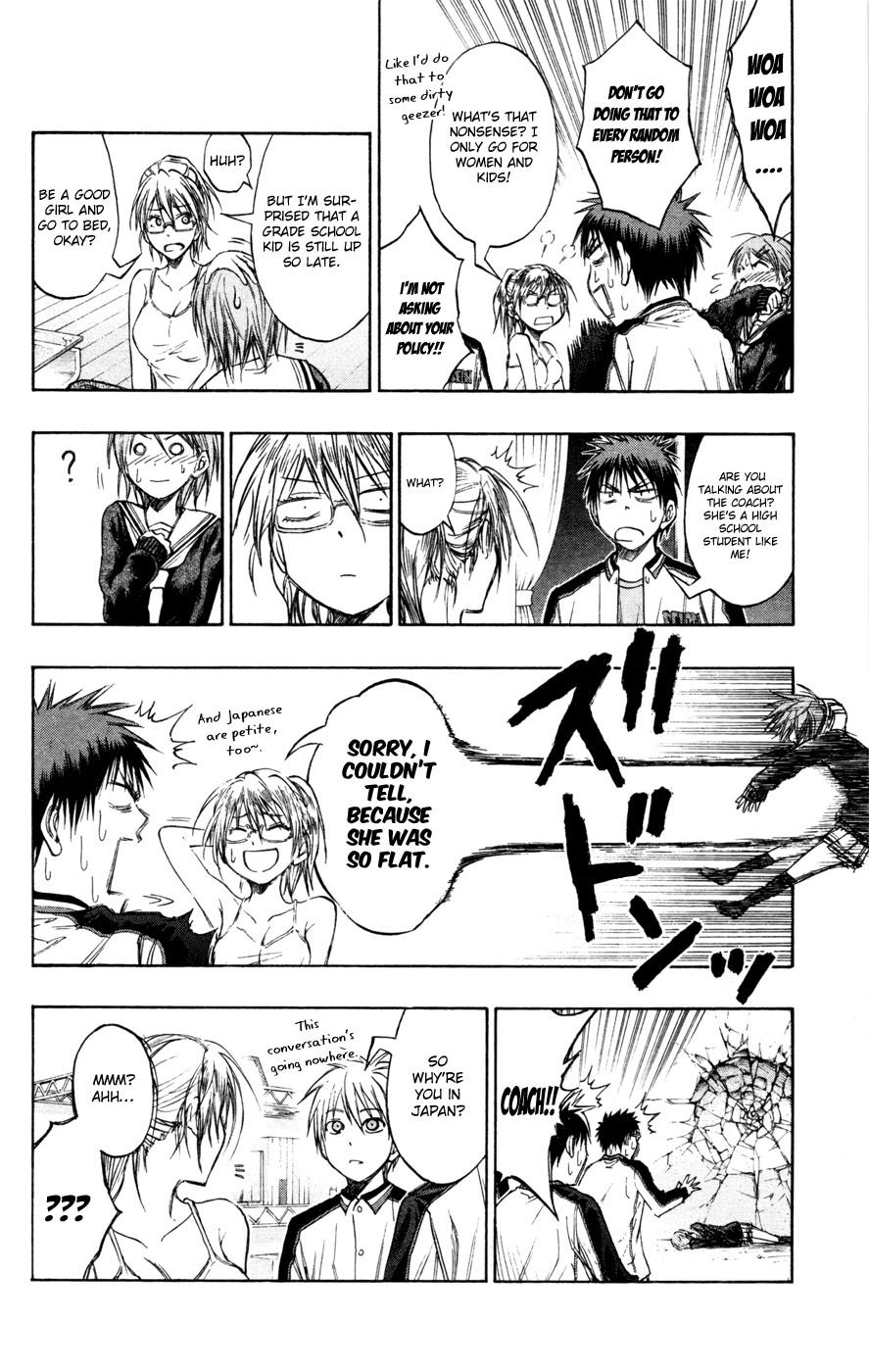 Kuroko no Basket Manga Chapter 141 - Image 06