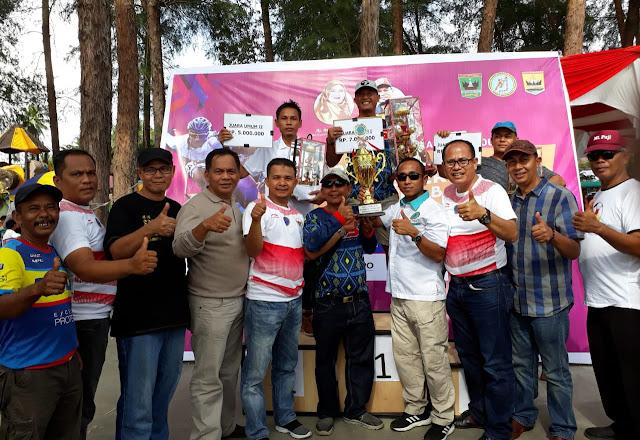 Tim Sepatu Roda Kota Pariaman Raih Posisi 2 Liga Tingkat Sumatera