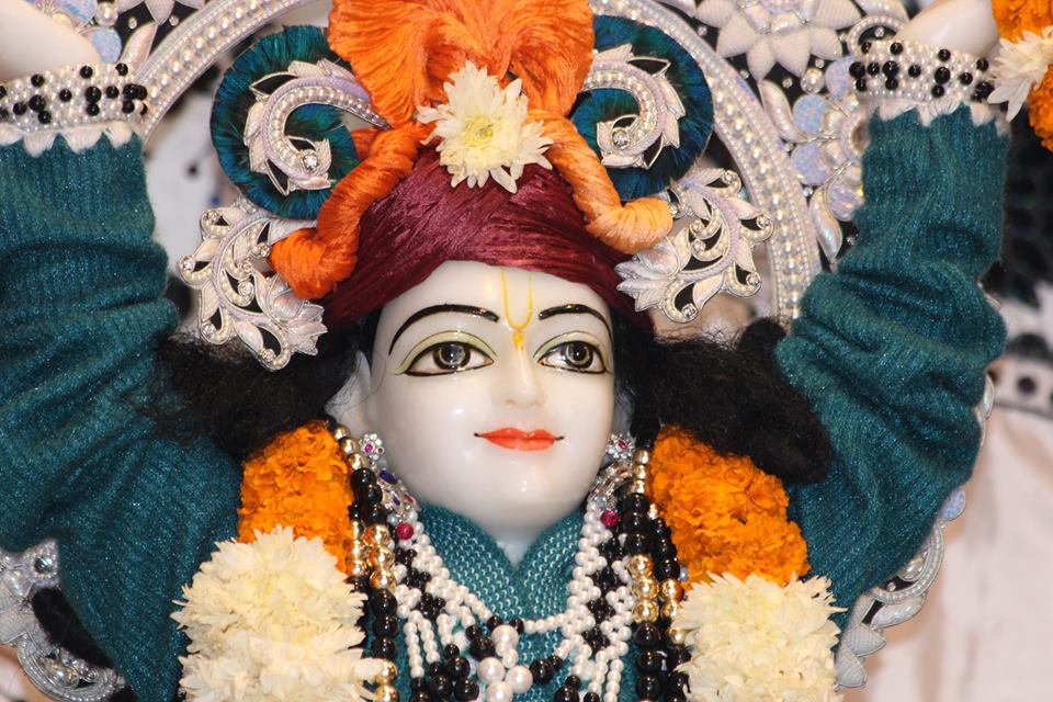 ISKCON Kanpur Deity Darshan 19 Dec 2015 (9)