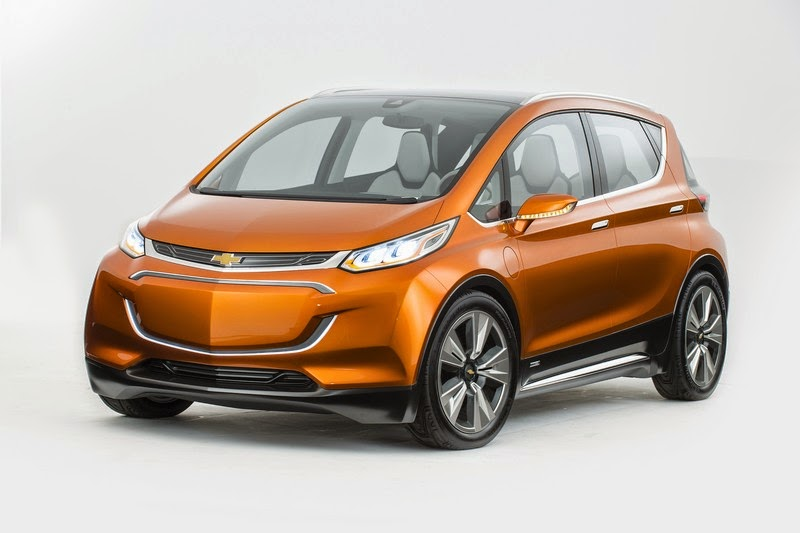 Bolt EV Concept