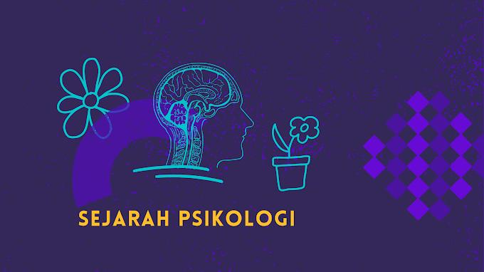 Sejarah dan Tujuan Psikologi