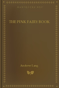 Cover of Andrew Lang's Book The Pink Fairy Book