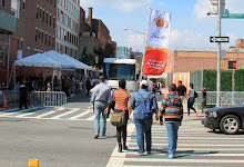 Bonus walk to the Harlem Healthy Soul Festival