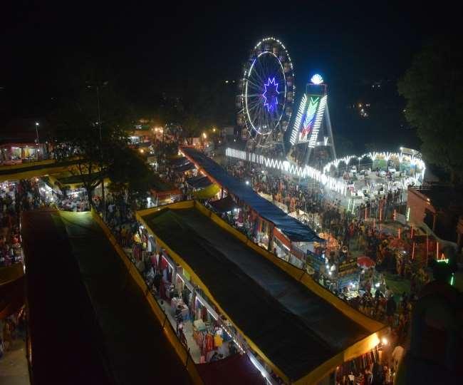 What is Taj Mahotsav Festival. Is Admired Festival of India?