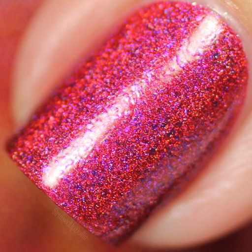 Glam Polish Experiment 626 macro
