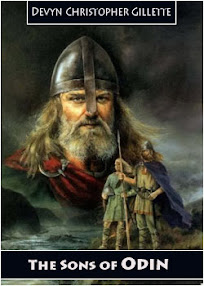 Cover of Devyn Christopher Gillette's Book The Sons of Odin A Heroic Analysis of the Volsunga Saga