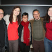 Lorena Garcia and LLS faculty