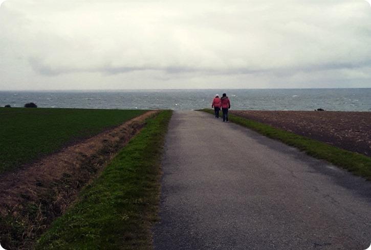 Bornholm i blæsevejr