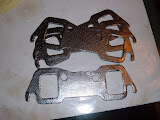 EXHR-02 Header gaskets for 1957-66 heads. 26.00