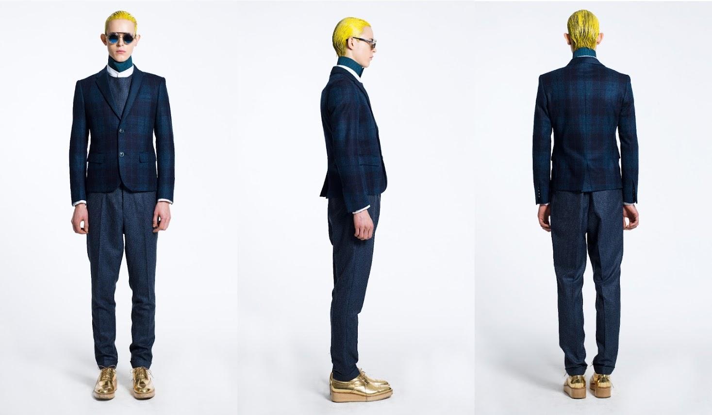 *華人設計新指標Six Lee的2013AW:將貴族古典剪裁活用於未來時裝! 3