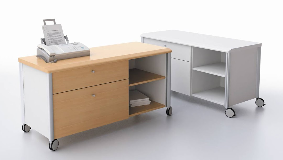 Mobiliario De Almacenamiento Vela Mobel