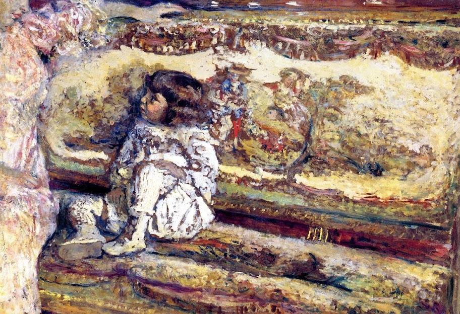 Édouard Vuillard - Claude Bernheim de Villers