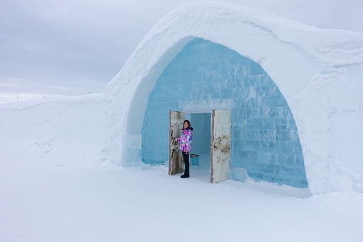aurora ice hotel
