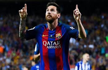Lionel Messi Set To Sign New Barca Deal Keeping Him At Camp Now Till 2021 or 2022