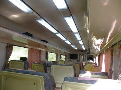 マレー鉄道一等車