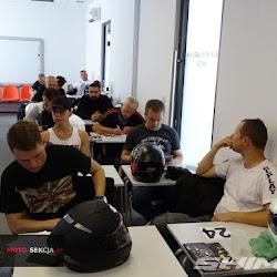 Fotorelacja ze Szkolenia Motocyklowego organizowanego przez Moto-Sekcję na Torze ODTJ Lublin w dniu 28.07.2018r.