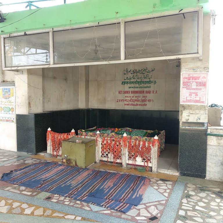 Dargah Matka Peer - Shrine in New Delhi
