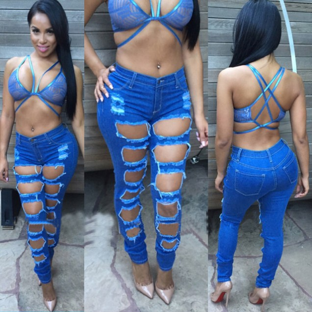 """""""It's Part Of National Duty To R.ape Women Who Wear Ripped Denim"""" – Egypt Lawyer Declares"""