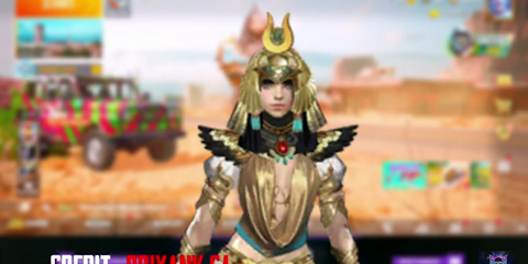 New Female Character In Pubg Mobile After ANDY