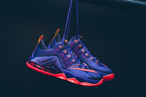 Release Reminder Nike LeBron 12 Toronto Raptors