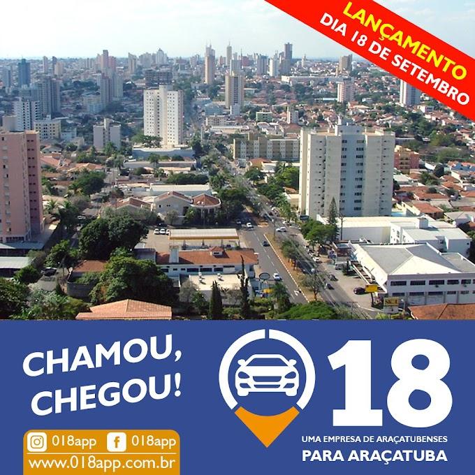 Araçatuba ganha neste sábado novo aplicativo de transporte