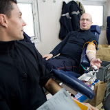 Les SPP donnent leur sang
