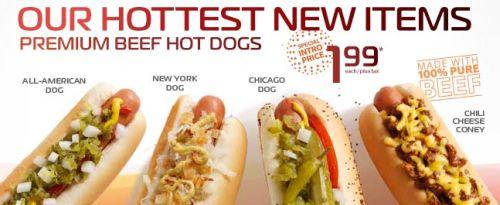 Cost Of Burger King Hot Dog