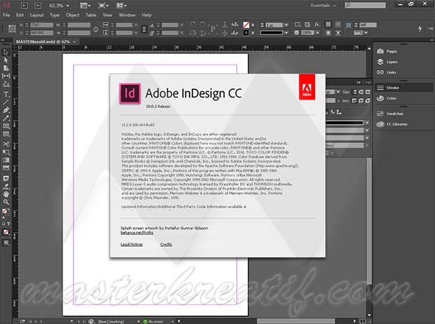 Adobe InDesign CC 2015.2