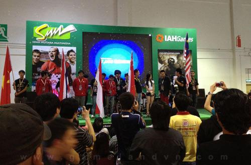 Việt Nam thắng lớn tại One Asia Cup 2011 3