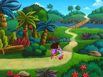 Dora sauve le match