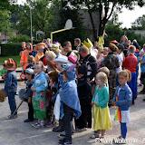 Nieuwe speeltoestellen bij Theo Thijssenschool Boven Pekela - Foto's Harry Wolterman