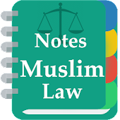 Muslim Law Notes