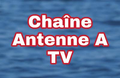 Fréquence  de la chaîne Antenne A de Congo HD qui diffuse sur la satellite Eutelsat 10.0 E
