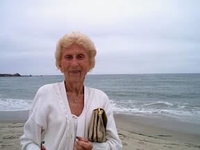 My auntie Joe, 17 Mile Drive