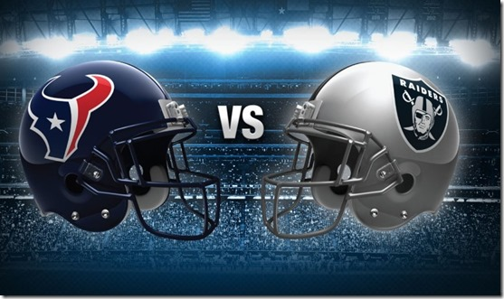 Raiders vs Texans en Mexico 2016 Estadio Azteca