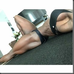"146624135106 - 01 - lift24-7everyday_""Joan Wilder#sexyfitchick #killerbody #quads #fitgirlsaresexy #fitnessmotivation"""