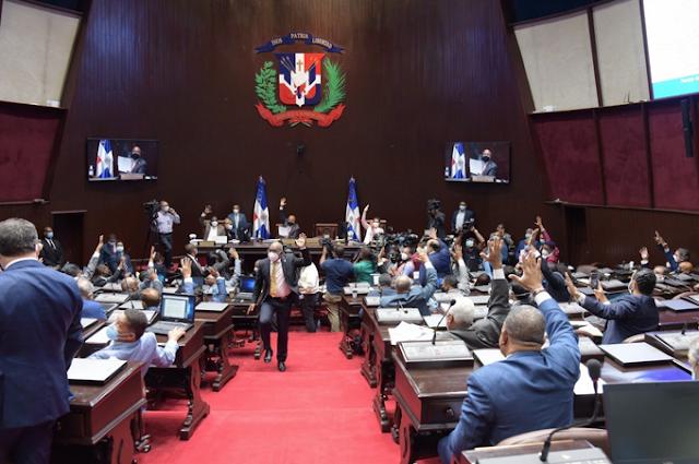 Ley Extinción de Dominio podría afectar a algunos legisladores