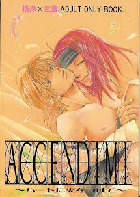 Gensomaden Saiyuki – Accendimi
