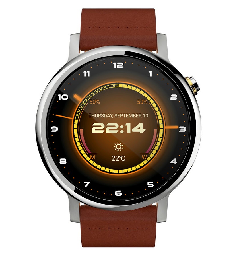 Core Watch Face- screenshot