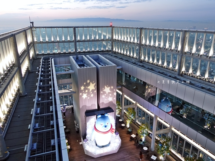 32 日本大阪 阿倍野展望台 HARUKAS 300 日本第一高摩天大樓 360度無死角視野 日夜皆美