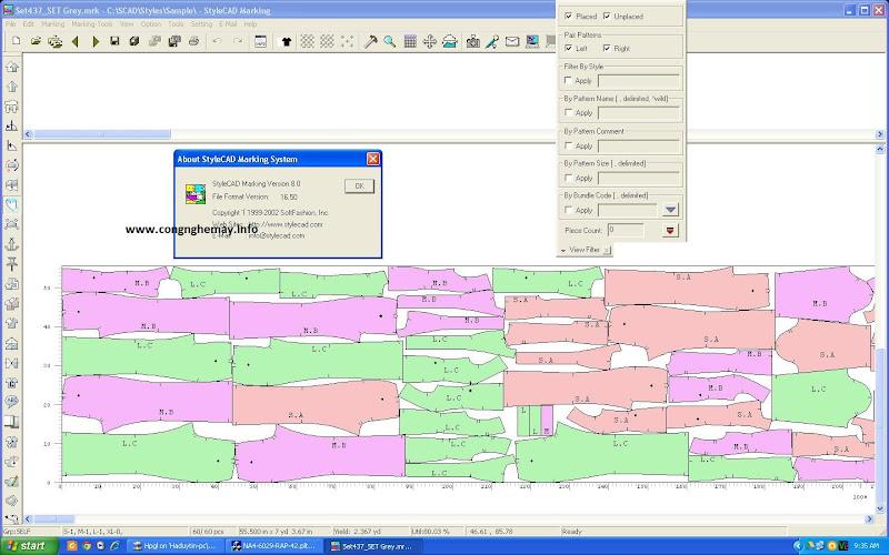 StyleCad V7-V8 Full Tất Cả Hệ Điều Hành Windows 32bit-64bit 4
