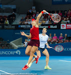 Andrea Petkovic, Angelique Kerber - 2016 Brisbane International -D3M_1237.jpg