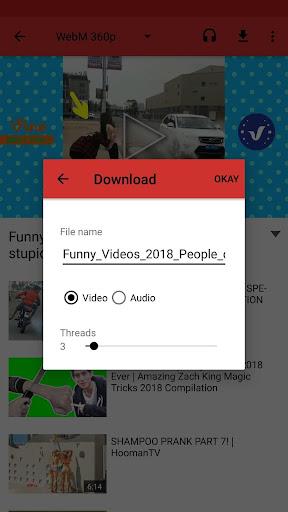 HD Video Movie Player 1.3 screenshots 3