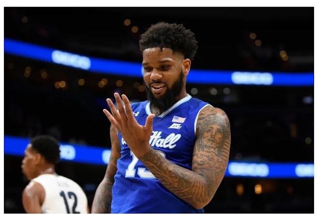NBA Draft: Seton Hall's Myles Powell undrafted, despite resume. Free-agent deal nex