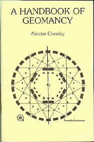 Cover of Aleister Crowley's Book Liber 096 GAIAS A Handbook of Geomancy
