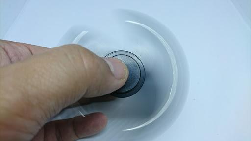 DSC 6043 thumb%255B3%255D - 【フィジェット/Fidget】次世代フィジェット「Fidget Infinity Cube (フィジェット・インフィニティ・キューブ)」&「ハンドフィジェットスピナー2種」レビュー。無限パワー!?